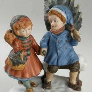 Christmas Figurine by Avon